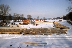 Reithallenbau 1992